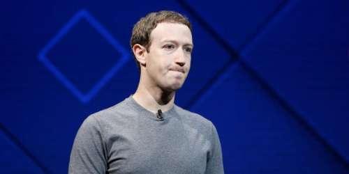 Facebook : Mark Zuckerberg qualifié «d'idiot le plus puissant du monde»