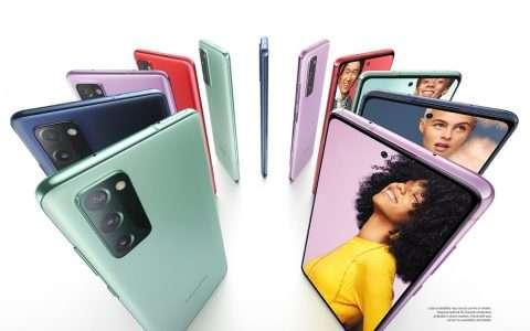 Bon plan : le Samsung Galaxy S20 FE 5G disponible à partir de 475 euros