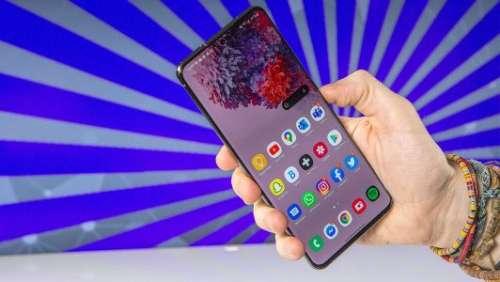 Le Samsung Galaxy S20 Ultra disponible en réduction à partir de 599 euros