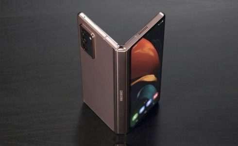 Le Samsung Galaxy Z Fold 3 pourrait ne pas intégrer de port pour le S-Pen
