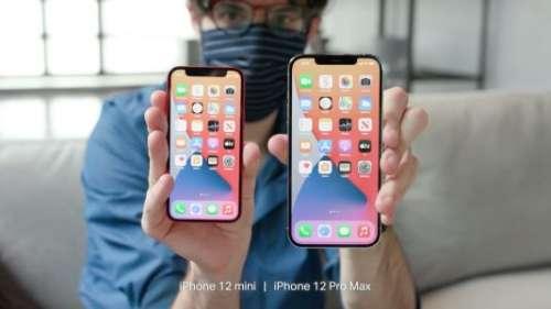 iPhone 12 : Apple lance un programme de réparation gratuit pour certains de ses smartphones