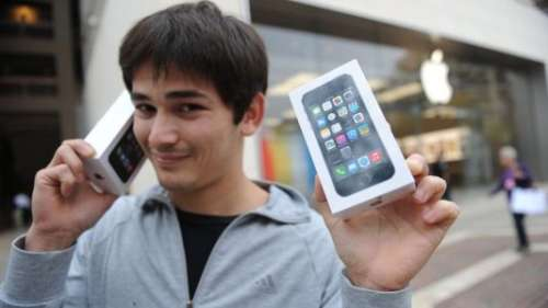 90% des adolescents américains préfèrent les iPhone aux smartphones sous Android