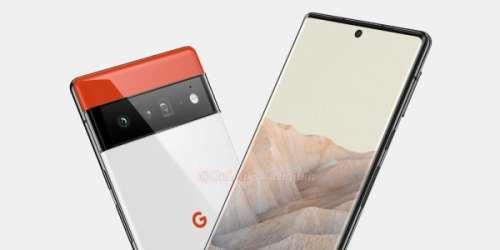 Google Pixel 6 Pro : les premiers benchmarks du téléphone sont inférieurs au Galaxy S21
