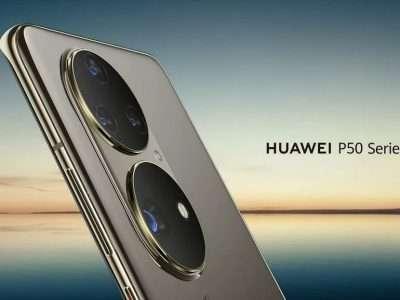 Le Huawei P50 serait finalement dévoilé au cours de l'été