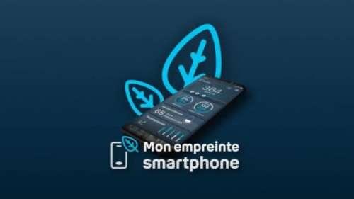 Mon empreinte smartphone : Bouygues Telecom souhaite une prise de conscience générale