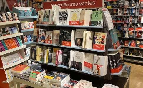 Les 10 meilleures ventes de romans en 2020