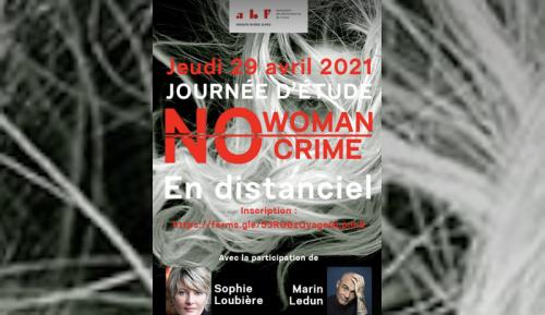 Une journée d'étude consacrée à la figure féminine dans la littérature policière