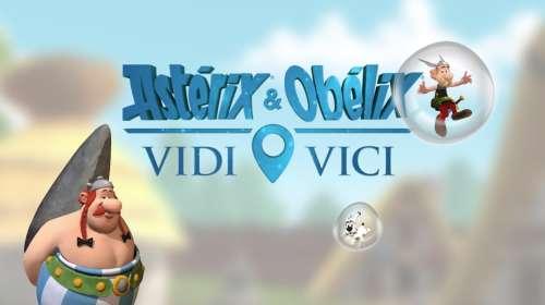 Le jeu mobile Astérix & Obélix : Vidi Vici veut faire sortir les Gaulois de leur village
