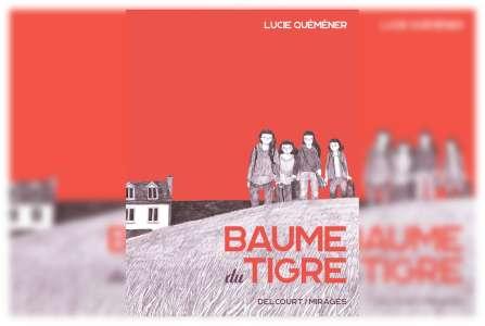 Lucie Quéméner reçoit le Prix du récit dessiné pour Baume du tigre