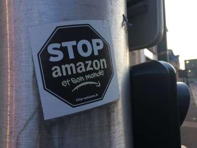 Aux États-Unis comme en Belgique, Amazon sous le feu des libraires