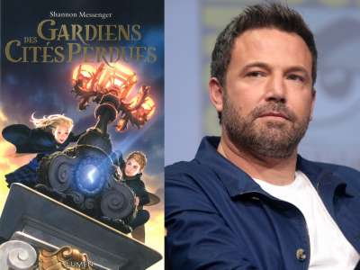 Ben Affleck réalisera l'adaptation de la saga Gardiens des cités perdues