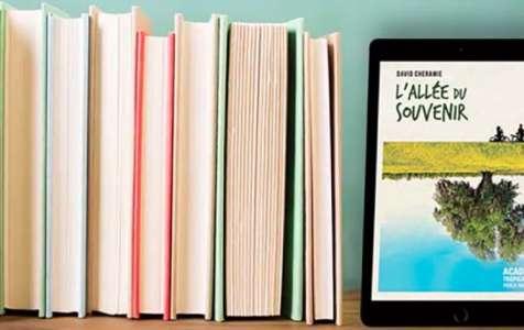 Les livres les plus empruntés au Québec et au Canada en 2020