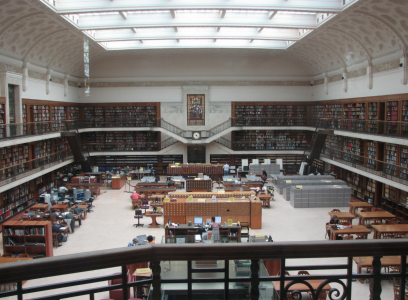 États-Unis : une baisse préoccupante de la fréquentation des bibliothèques