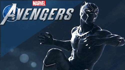 Le super-héros Black Panther bientôt jouable dans Marvel's Avengers