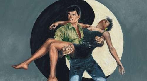 Bob Morane, ou l'ombre jaune de Roselyne Bachelot