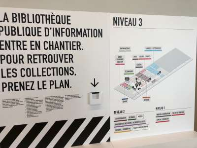 Bpi : le ministère de la Culture rejette l'idée d'une fusion avec le Centre Pompidou