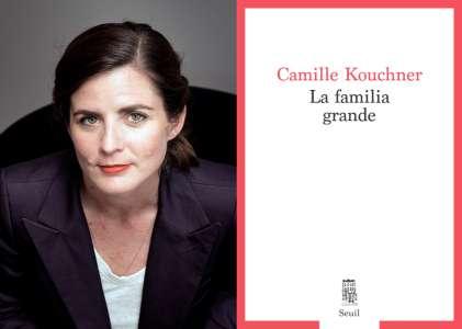 L'unique entretien télévisé de Camille Kouchner pour La Grande Librairie
