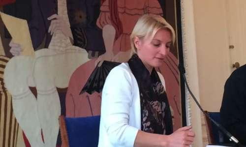 Cécile Deniard devient présidente de la Sofia