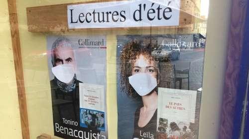 Imposer le port des masques en librairies : les clients menacent