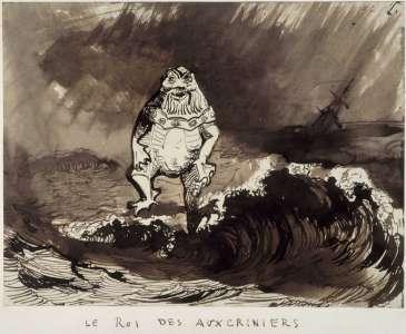 Une exposition entièrement consacrée aux dessins de Victor Hugo