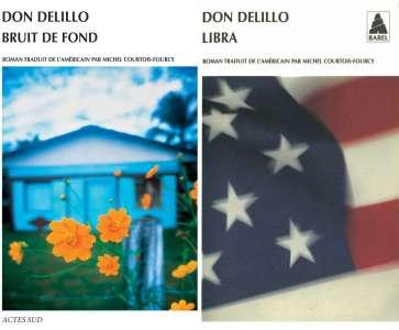 Bruit de fond et Libra, de Don DeLillo, en cours d'adaptation