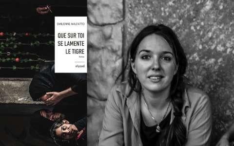Emilienne Malfatto,Prix Hors Concours des lycéens 2020-2021