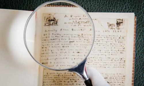 Enchères de légende : la bibliothèque perdue des sœurs Brontë refait surface