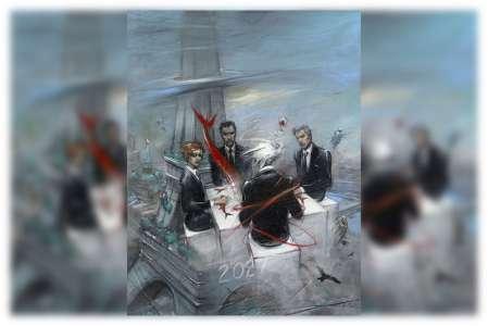 Près de 1,2 million € de vente pour les œuvres d'Enki Bilal