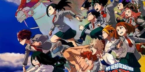 My Hero Academia : la saison 5 démarre ce 27 mars