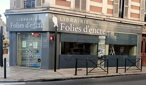 Folies d'encre, l'engagement des librairies en Seine-Saint-Denis