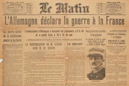 Apprendre l'Histoire à travers les Unes majeures de la presse