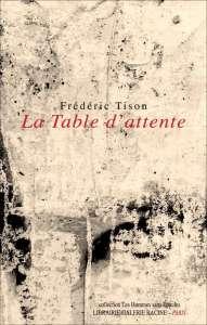 Frédéric Tison, Prix du Poème en Prose Louis Guillaume 2021