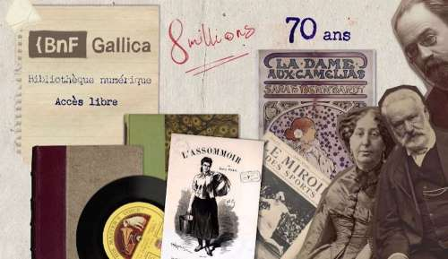 Histoire de l'ebook #3 - Les débuts de Gallica, bibliothèque numérique de la BnF