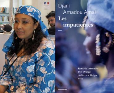 Djaïli Amadou Amal lauréate du Choix Goncourt Royaume-Uni