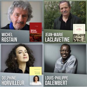 La Grande Librairie : François Busnel met la mort en perspective