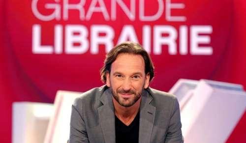 France 5 renouvelle sa confiance à François Busnel et sa Grande Librairie