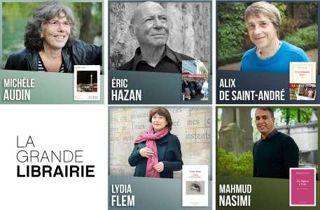 Paris, ses rues, son histoire dans La Grande librairie