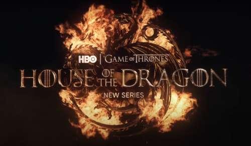 House of the Dragon, série dérivée de Game of Thrones, diffusée en 2022