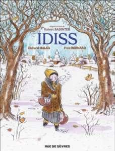 Idiss, de Robert Badinter, adapté en bande dessinée