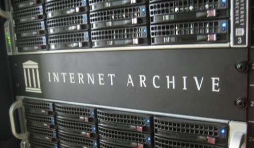Histoire de l'ebook #13 - L'Internet Archive, une bibliothèque planétaire