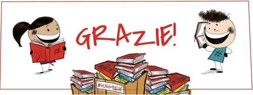 1,3 million de livres offerts aux écoles : IoLeggoPerche, rendez-vous national