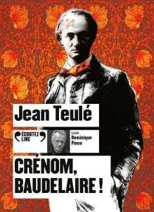 Jean Teulé reçoit le Prix Ginkgo du Livre Audio 2021 pour Crénom, Baudelaire !