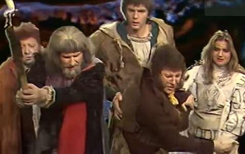 Khraniteli, adaptation kitsch et soviétique du Seigneur des Anneaux