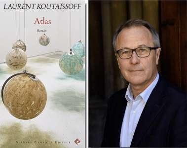 Laurent Koutaïssoff, Prix des lecteurs de la Ville de Lausanne 2021