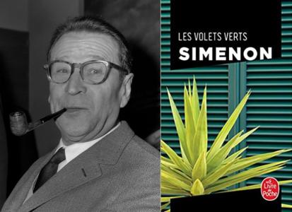Jean Becker réalisera Les volets verts, d'après Georges Simenon