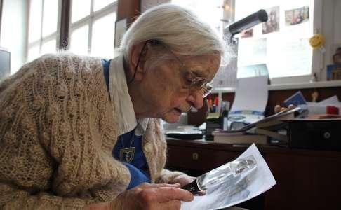 Allemagne : Helga Weyhe, libraire jusqu'à ses 98 ans, est décédée