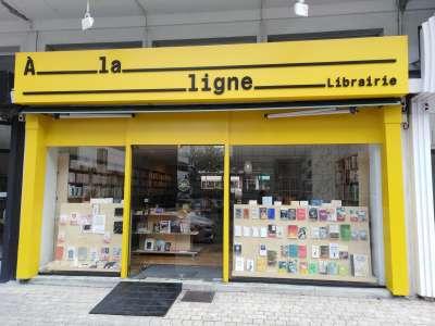 À Lorient, la librairie À la ligne, hommage au roman de Joseph Ponthus