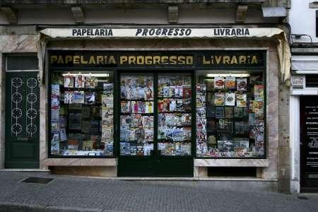 Librairies fermées : vers un effondrement de l'industrie du livre au Portugal ?
