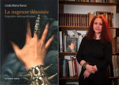 Festival de la poésie de Montréal : Linda Maria Baros, lauréate du Prix francophone international