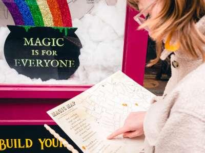 Londres : une visite Harry Potter pour découvrir des personnalités trans